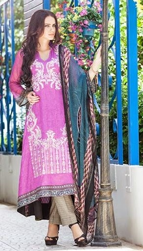Shariq Libas Embroidered Collection