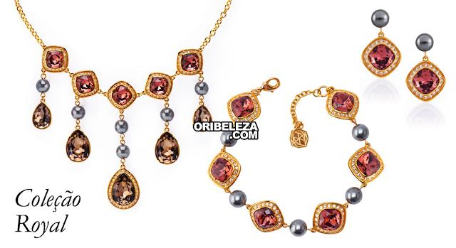 Royal by Oriflame - Coleção Royal