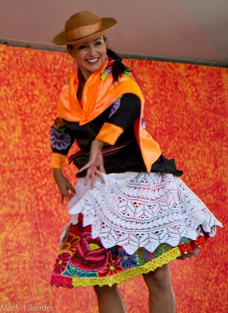 Una de las variantes más difundidas de esta danza tradicional es el