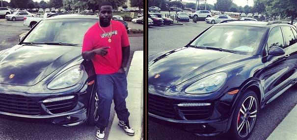 Davido 's Brother Acquires I5million Porshe Cayenne