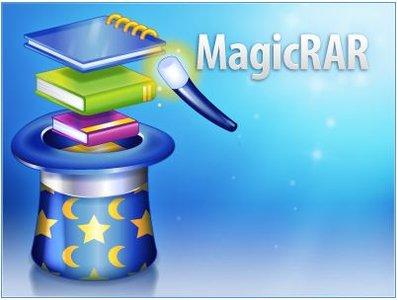 تحميل اخر اصدار من برنامج ماجيك رار MagicRAR 8.4 مجانا