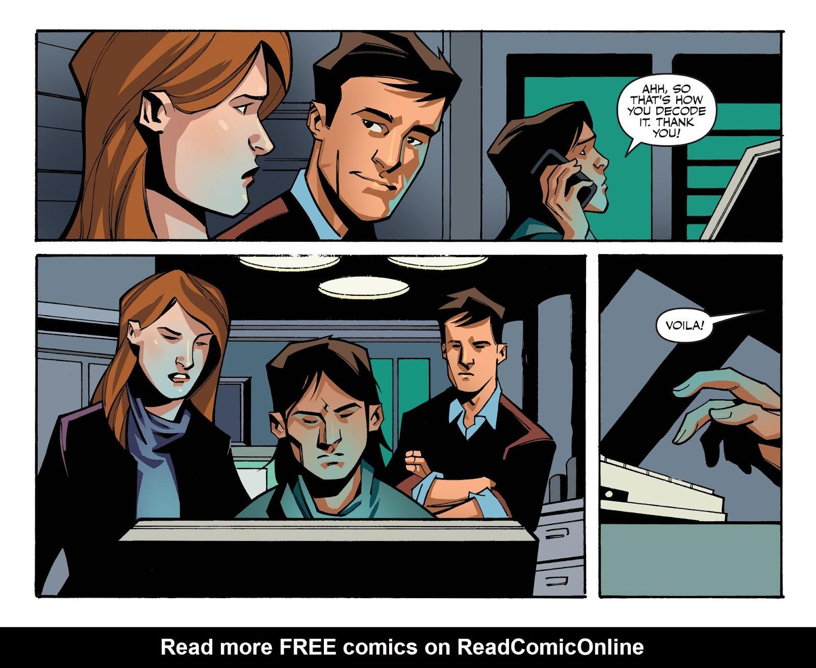 The Flash: Season Zero [I] Issue #12 #12 - English 6