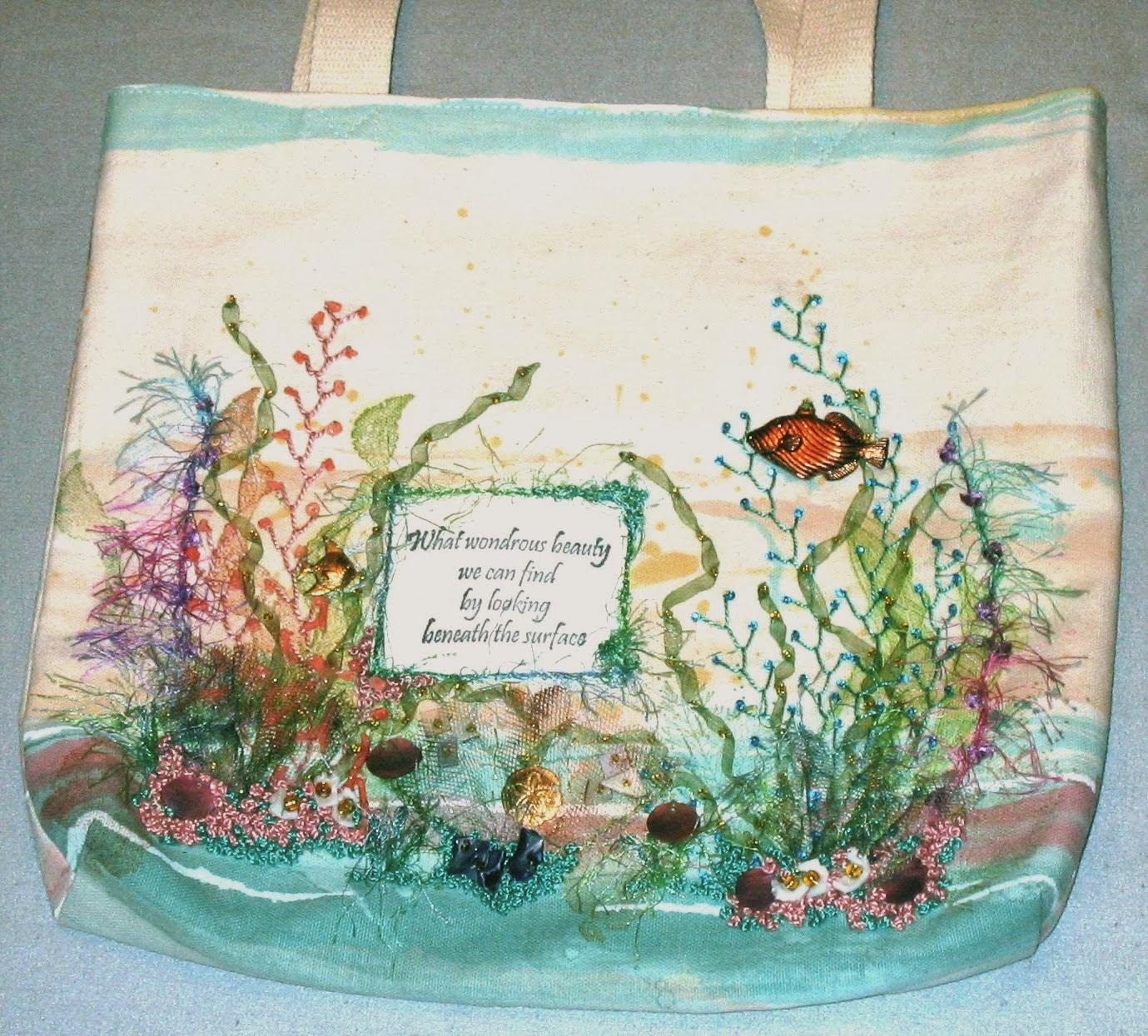 February eTeam Picks Winner ~ Altered Bag