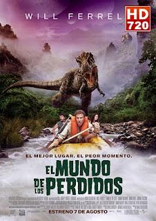 Ver pelicula El mundo de los perdidos (2009) gratis
