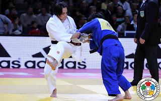 JUDO - Julia Figueroa se trae un bronce del Grand Prix de París