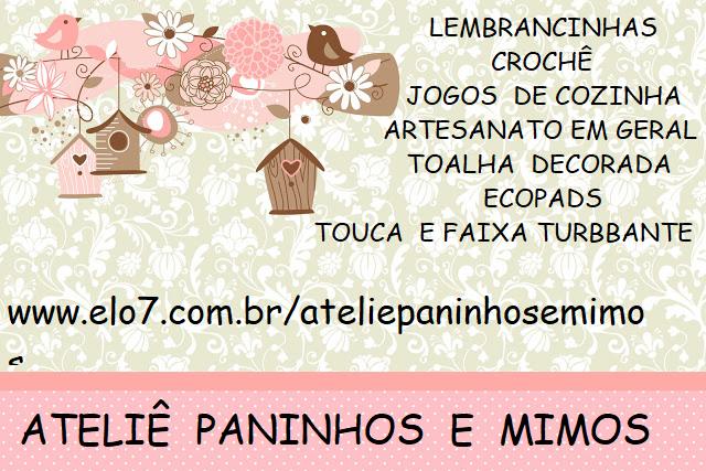 Ateliê Paninhos e Mimos
