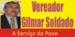 Vereador Gilmar Soldado