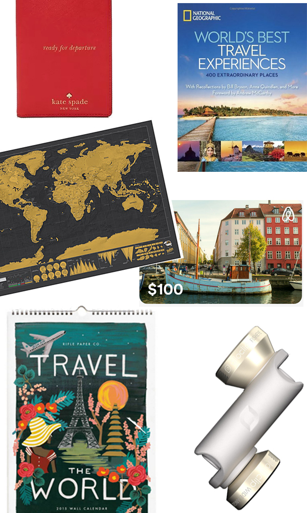 Gifts for the traveling graduate (copyright: GreenGlobetrotter.com)