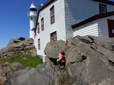 Lobster Cove Head Lighthouse, Rocky Harbour, NL