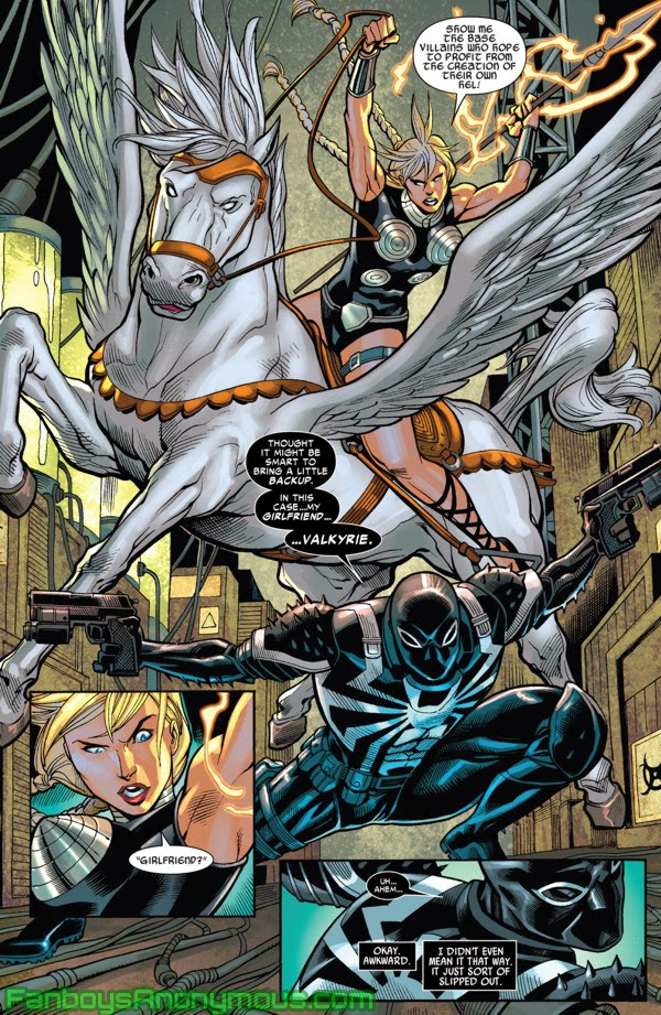 Valkyrie (Marvel Comics) - Wikipedia