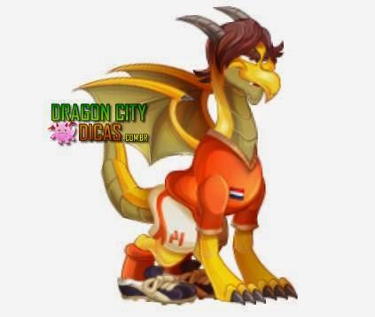 Dragão Laranja ( Johan Cruyff )