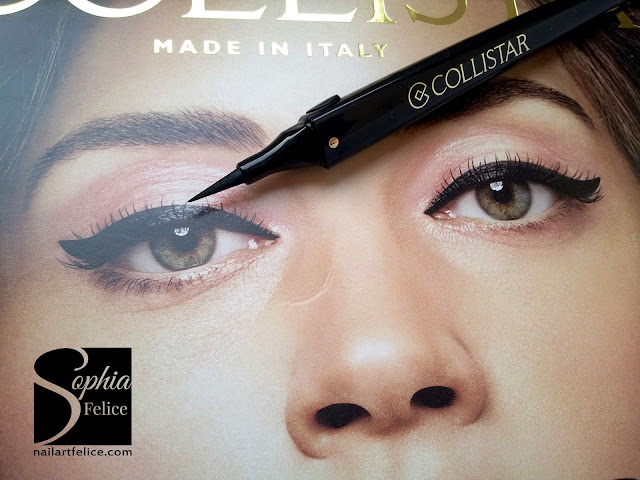 eye liner shock collistar colore nero 01