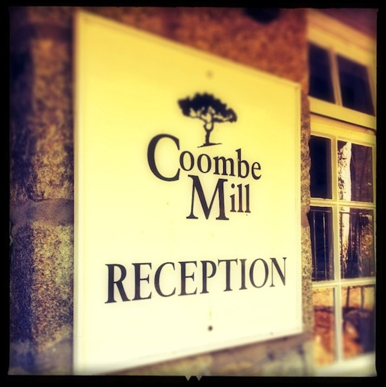 Coombe Mill Cornwall