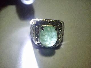 Batu Cincin Zamrud Colombia