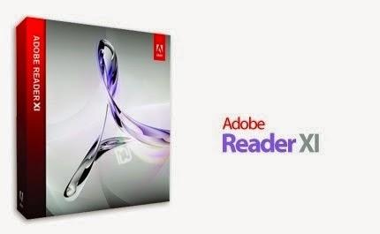 Adobe Reader 11.0.06 Đọc mở file .PDF phổ biến hiện nay