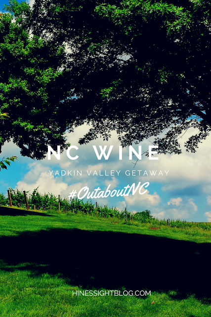 NC Yadkin Valley Wine Region (Perfect spot for Girlfriends Getaway)