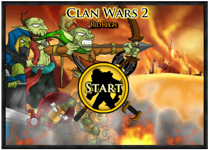 Armor Game : Clan Wars 2 - Red Reign