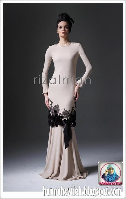 Hannah Sytieh : Review 4 : Baju Kurung Moden aka Baju Raya 2013