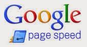 Kecepatan loading halaman untuk mendapatkan halaman1 google