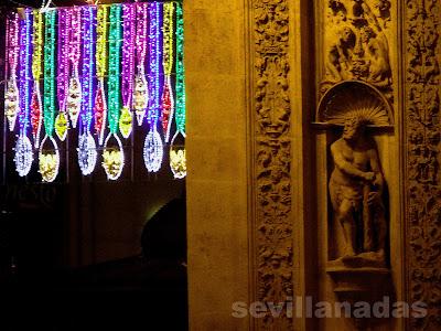 Arquillo del Ayuntamiento Navidad 2012