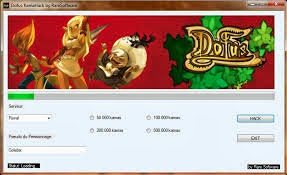 Telecharger Generateur de Kamas Dofus Gratuit