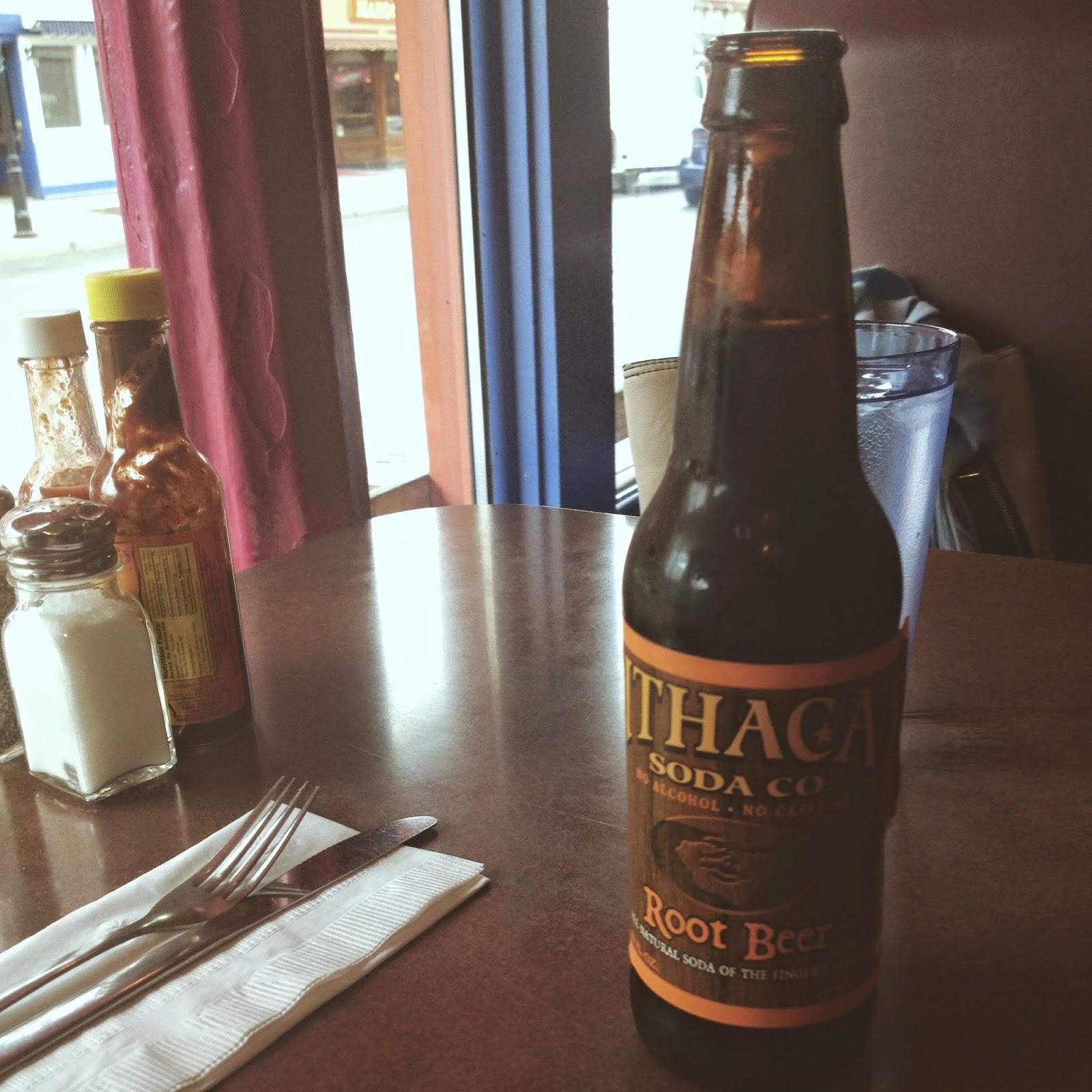 Ithaca root beer