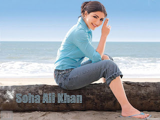 Soha Ali Khan Wallpapers 2014