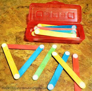 DIY Toddler Activities