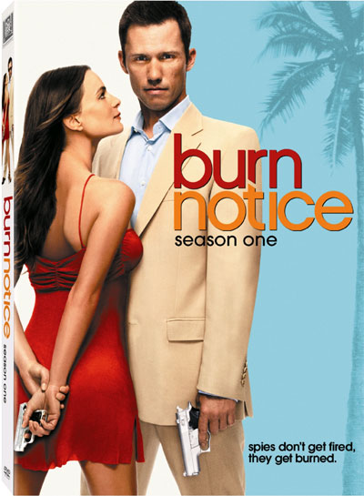 Burn Notice [Soundtrack บรรยายไทย]