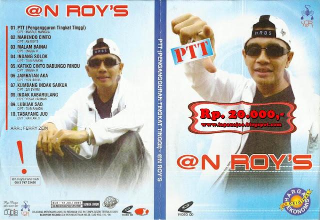 Anroys - PTT (Pengangguran Tingkat Tinggi)