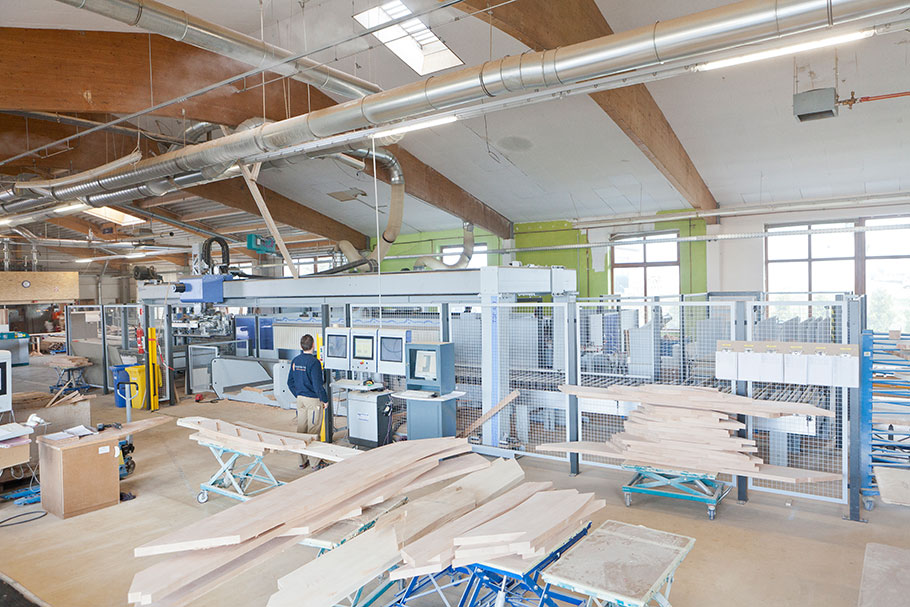 Treppenbau Hamburg compass software betriebsreportage treppenbau voss hamburg