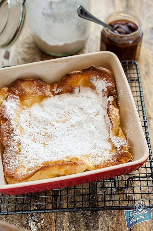 Naleśniki pieczone w piekarniku