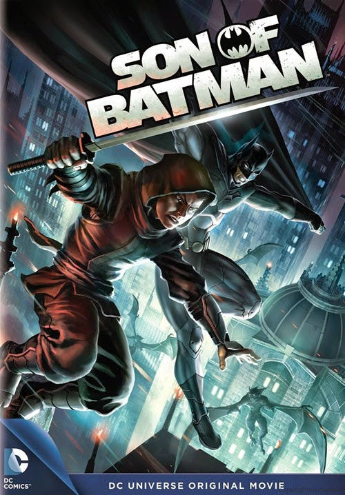 O Filho do Batman BluRay 720p Dublado – Torrent