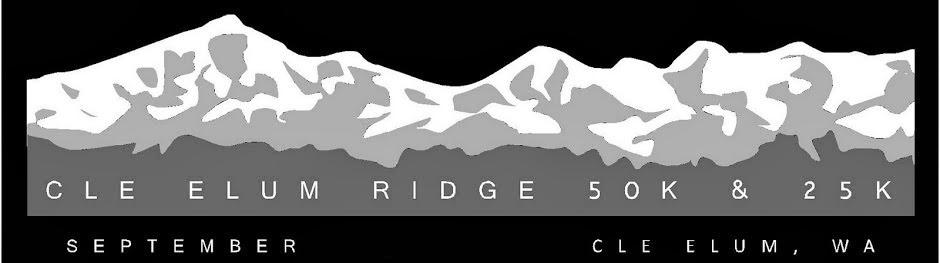 Cle Elum Ridge 50k and 25k