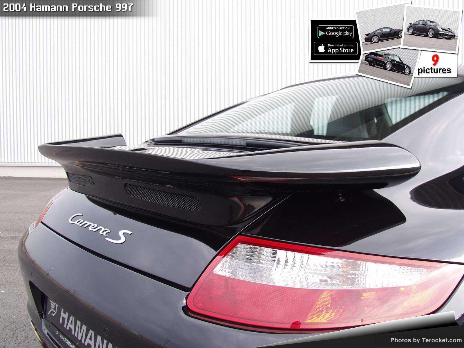 Hình ảnh xe ô tô Hamann Porsche 997 2004 & nội ngoại thất