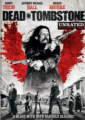 Thị Trấn Của Thần Chết - Dead in Tombstone