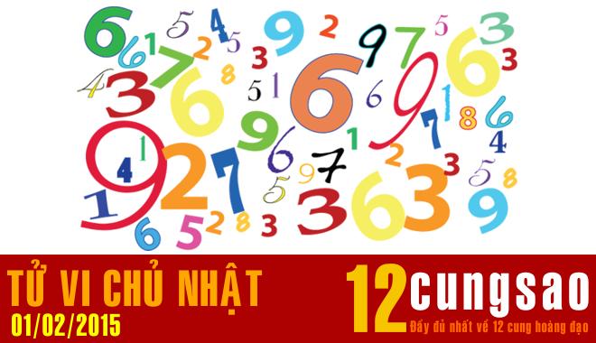 Tử vi Chủ Nhật 1/2/2015 - 11 Thần Số hàng ngày