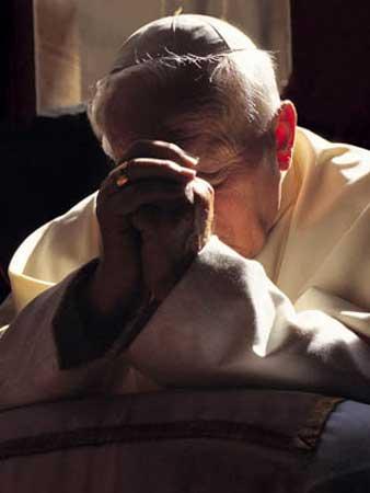 San Giovanni Paolo II dans immagini sacre _preghiera-jpii-edi