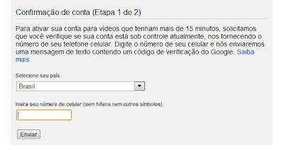 burlar limite duração de video youtube