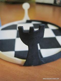 goma eva ajedrez