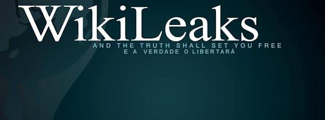 O Braço do Wikileak no Brasil.