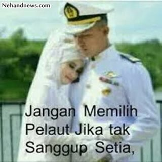 Gambar Dp Bbm Pelaut Lucu Romantis Bersama Pacar Ne Hand
