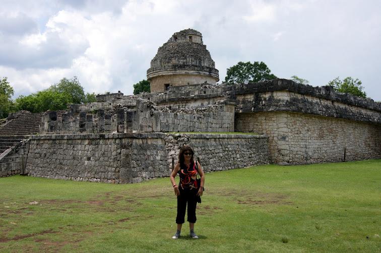 El Caracol (Chichén Itzá)