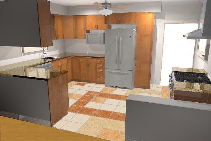 Floor Design For Marmoleum Click