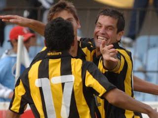 Peñarol e Iquique en Copa Libertadores 2013