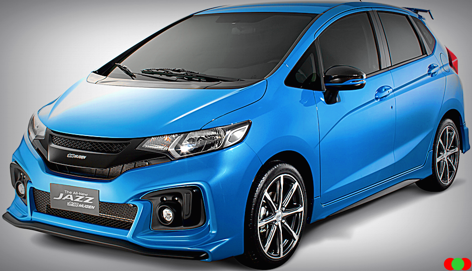 honda jazz 1 5 cvt mugen limited edition types cars. Black Bedroom Furniture Sets. Home Design Ideas
