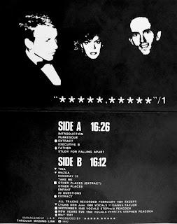 Cough, Cough - (Australia, 1982)