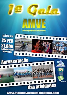 I GALA DA AMVE - 25 DE FEVEREIRO