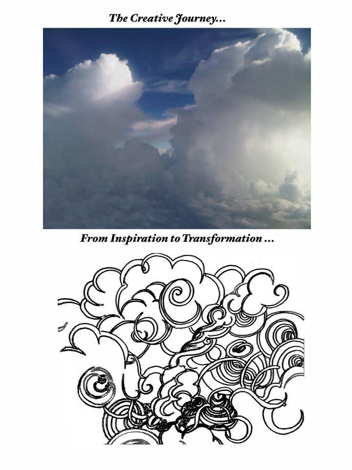 Printables Draw Art Transformations Free Worksheet the helpful art teacher line shape form movement texture and space