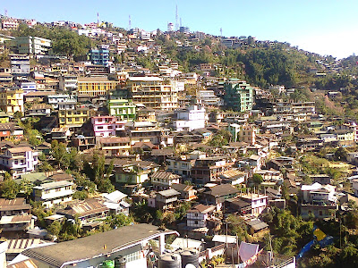 Attractivespot in Kohima